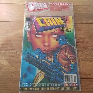 NWT Vintage Cain #2A Comic